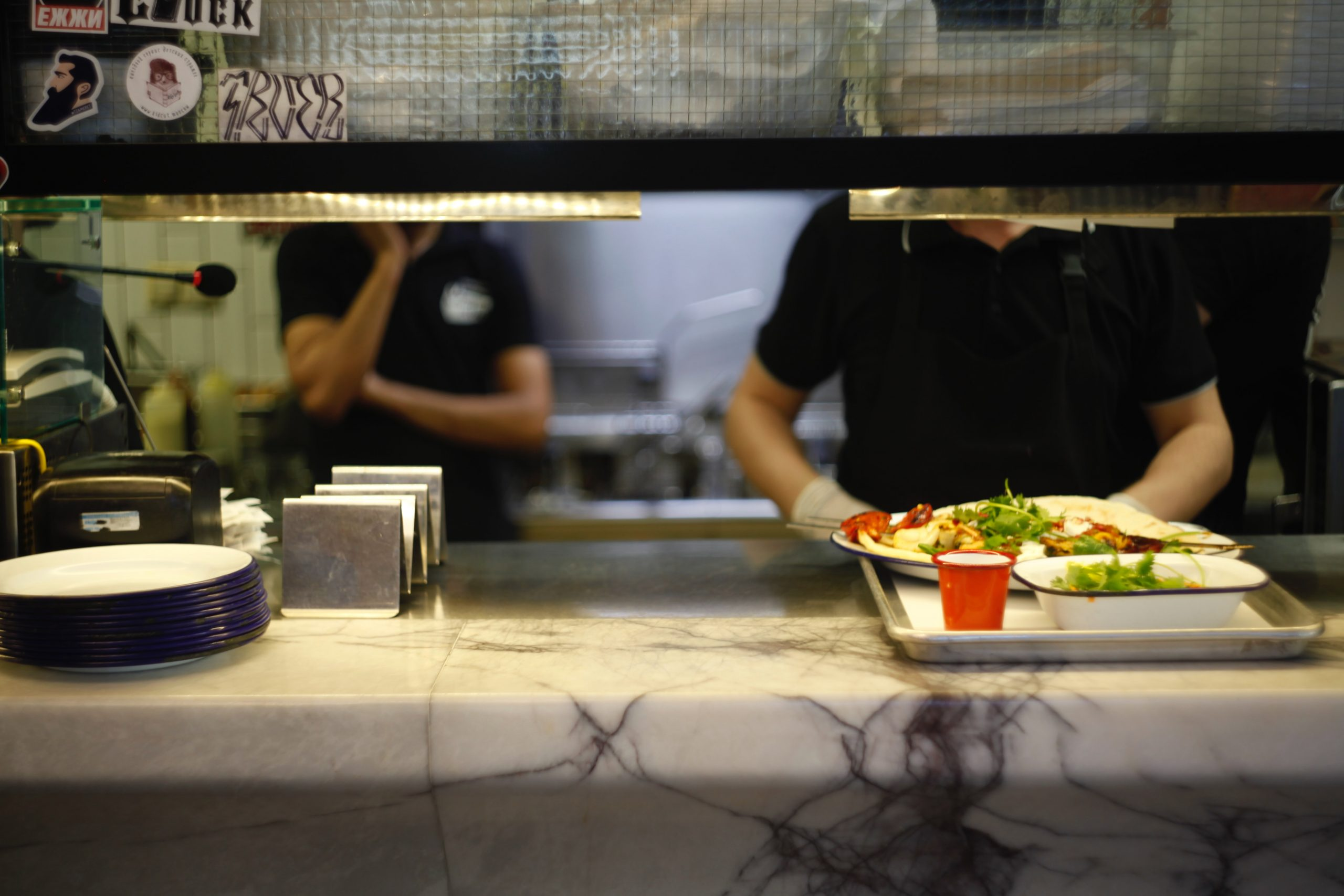 Canteen Confusion around food