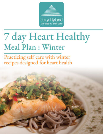 Heart healthy meal plan