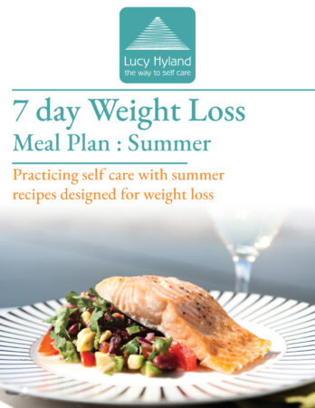 Weight Loss Meal Plan Summer