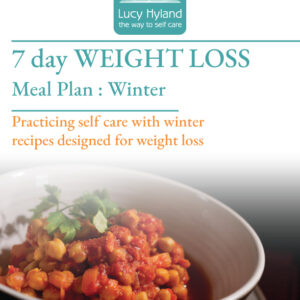 Weight Loss Meal plan winter
