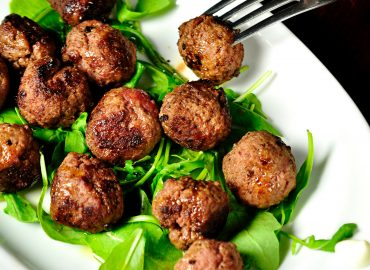 Picky eaters and meatballs