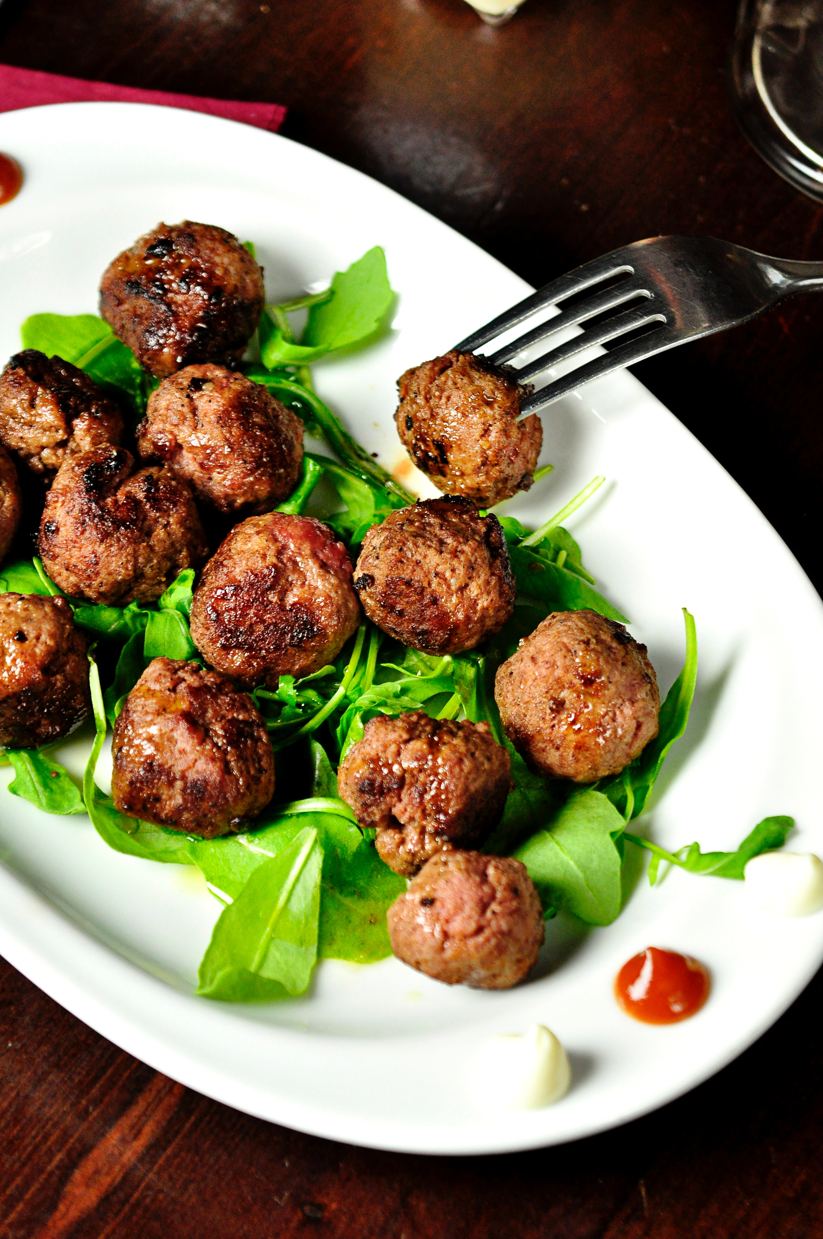 Dealing with Picky Eaters with Meatballs